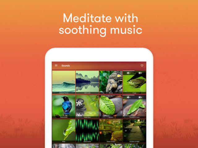 Meditation & Relaxation Music: Calm Sleep Sounds screenshot 9
