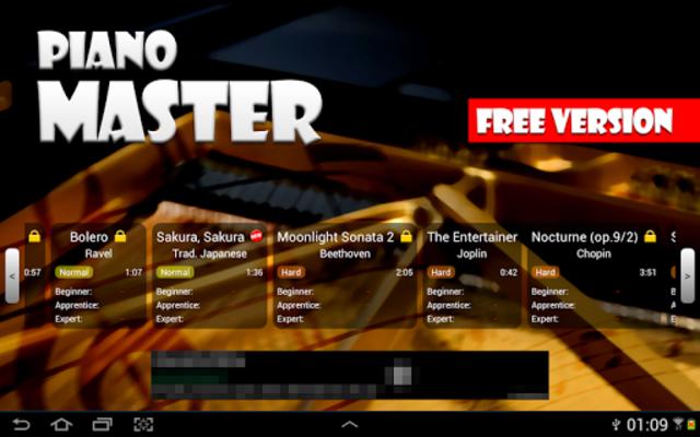 Piano Master 2 screenshot 10