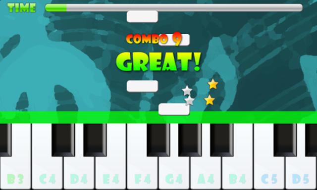 Piano Master National Anthems screenshot 1