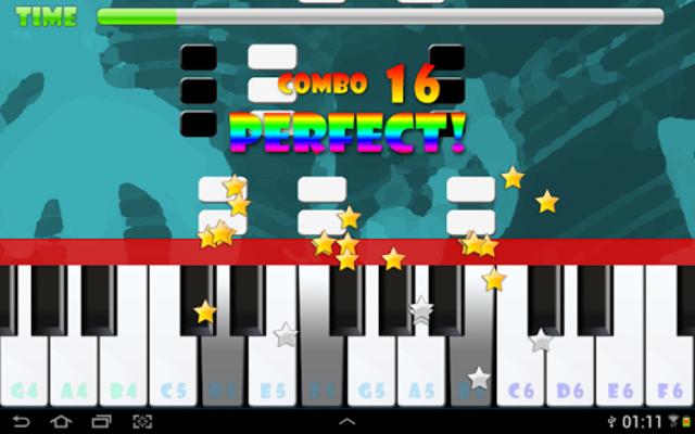 Piano Master National Anthems screenshot 4
