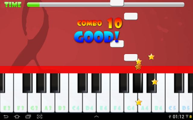 Piano Master National Anthems screenshot 5
