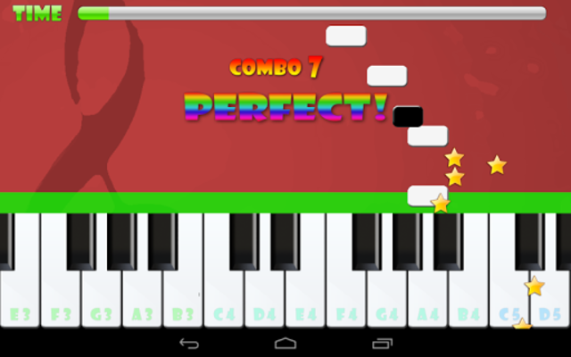 Piano Master National Anthems screenshot 7