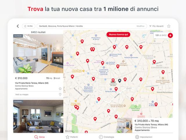 Casa.it Vendita e Affitto Case screenshot 8