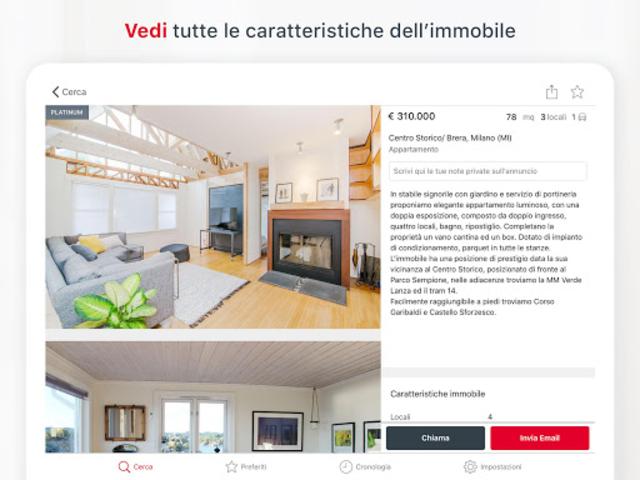 Casa.it Vendita e Affitto Case screenshot 10