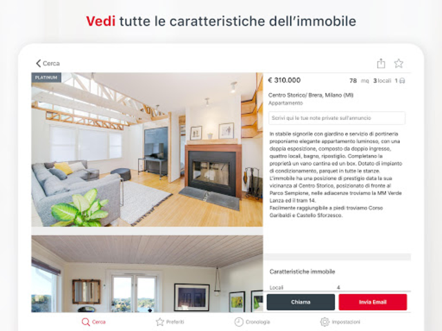 Casa.it Vendita e Affitto Case screenshot 14