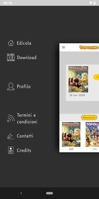 Topolino & Co screenshot 2