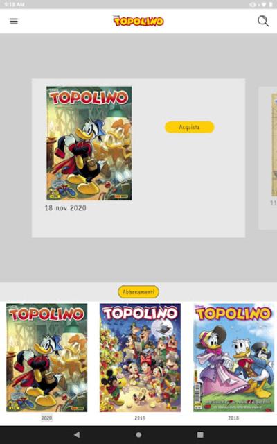 Topolino & Co screenshot 4