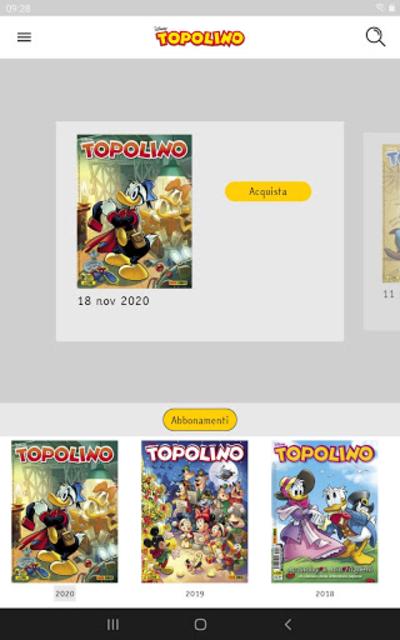 Topolino & Co screenshot 7