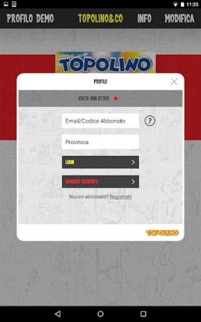 Topolino & Co screenshot 11