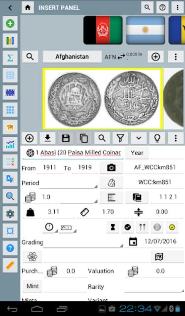 Pocket Coins Collection screenshot 16