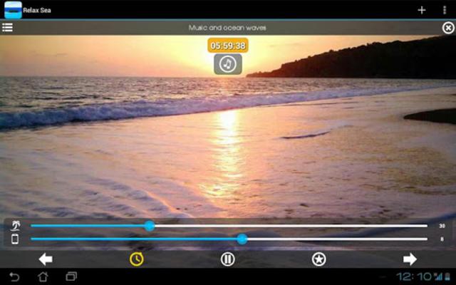 Relax Ocean ~ Nature Sounds screenshot 18