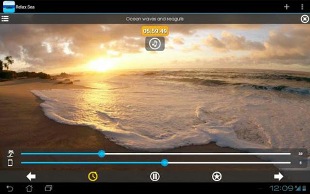 Relax Ocean ~ Nature Sounds screenshot 20