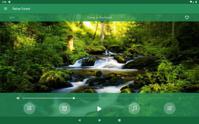 Relax Forest - Nature sounds: sleep & meditation screenshot 16