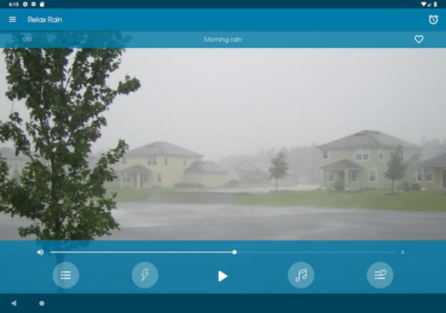 Relax Rain - Rain sounds: sleep and meditation screenshot 10