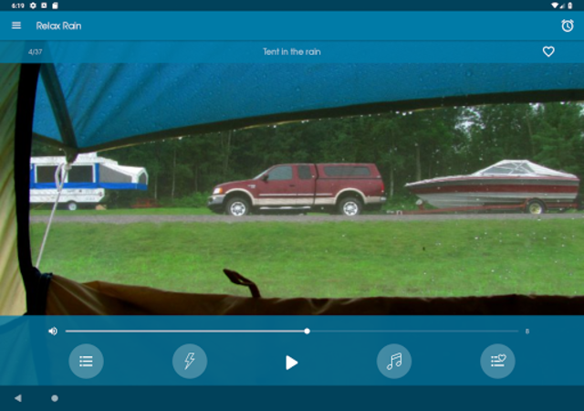 Relax Rain - Rain sounds: sleep and meditation screenshot 15