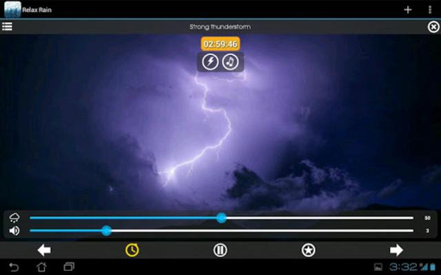 Relax Rain - Rain sounds: sleep and meditation screenshot 19