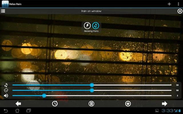 Relax Rain - Rain sounds: sleep and meditation screenshot 20