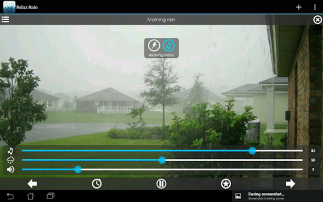 Relax Rain - Rain sounds: sleep and meditation screenshot 21
