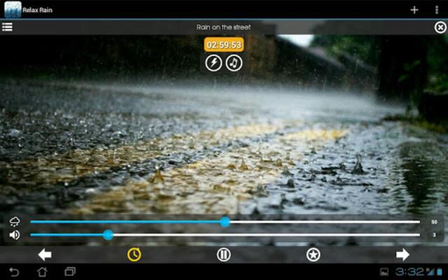 Relax Rain - Rain sounds: sleep and meditation screenshot 22