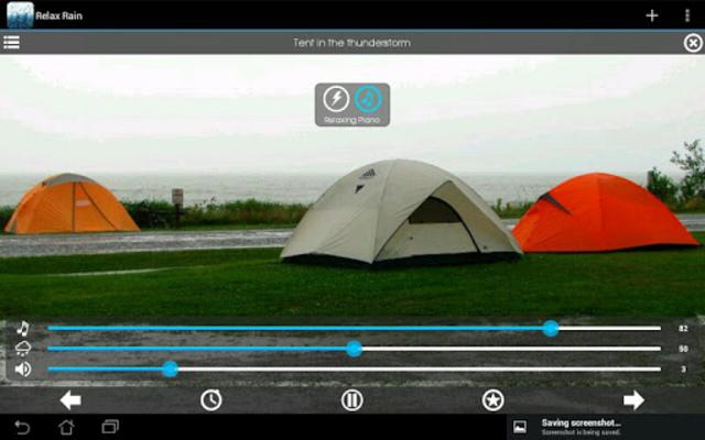 Relax Rain - Rain sounds: sleep and meditation screenshot 24