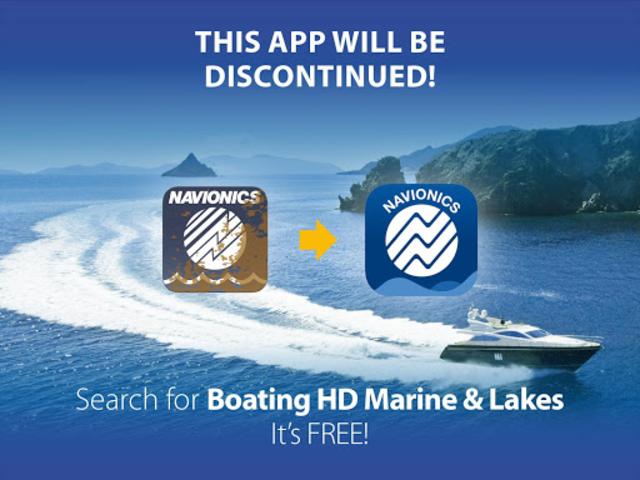 Boating US&Canada HD screenshot 1