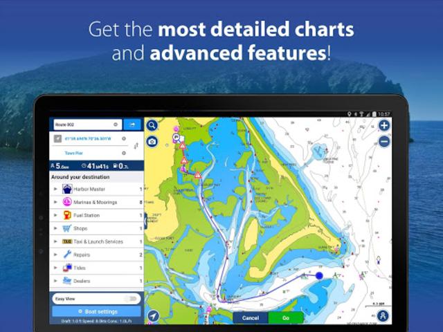 Boating US&Canada HD screenshot 2
