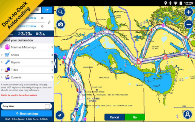 Boating USA HD screenshot 9