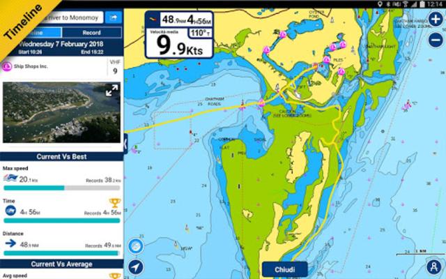 Boating USA HD screenshot 10