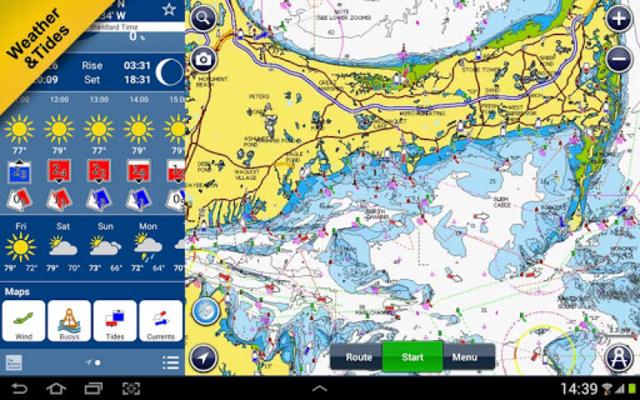 Boating USA HD screenshot 11