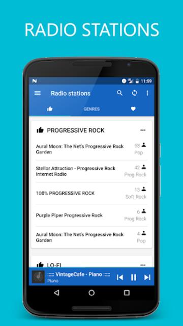 Pixel+ - Music Player screenshot 4