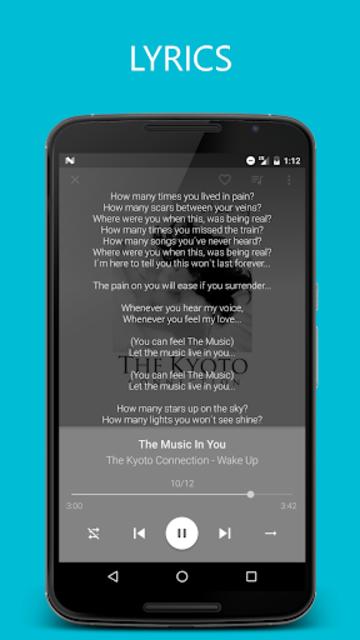 Pixel+ - Music Player screenshot 7