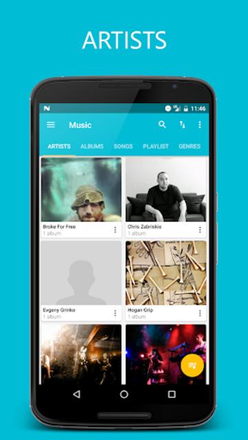 Pixel+ - Music Player screenshot 13