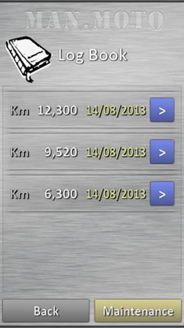 Motorcycle maintenance screenshot 10
