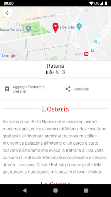 Osterie d'Italia 2019 screenshot 4