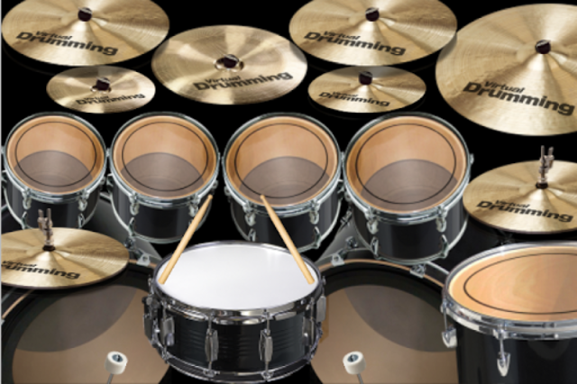 VirtualDrumming screenshot 1