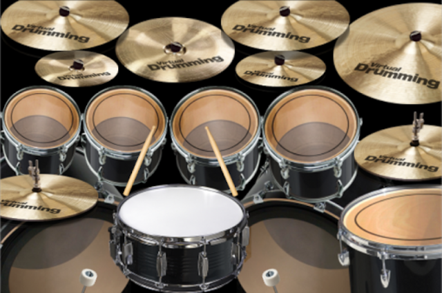 VirtualDrumming screenshot 3