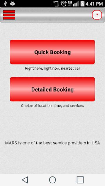 LYNC Transportation screenshot 1