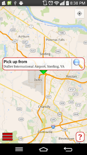 LYNC Transportation screenshot 2