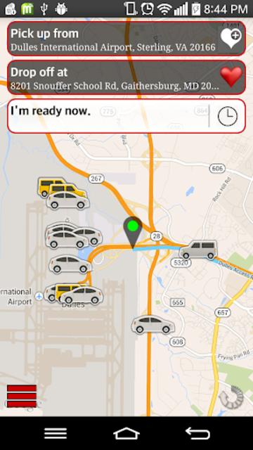 LYNC Transportation screenshot 3