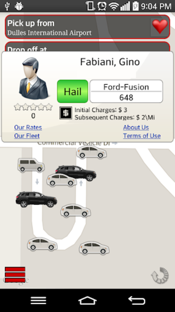 LYNC Transportation screenshot 5
