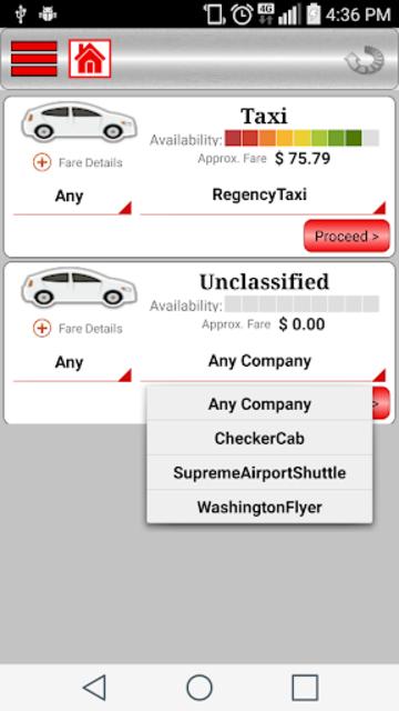 LYNC Transportation screenshot 6