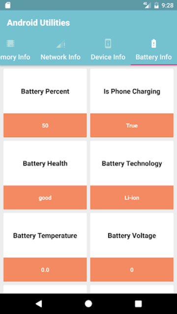 Utilities Library for Android screenshot 1