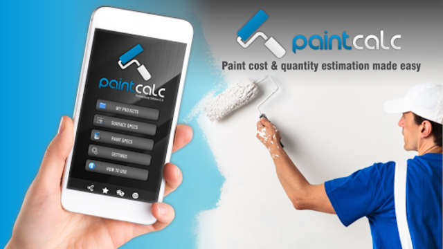 PaintCALC – Paint cost & quantity estimator screenshot 1