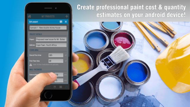 PaintCALC – Paint cost & quantity estimator screenshot 4
