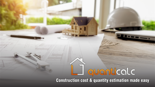 QuantiCALC – Building cost estimator screenshot 8