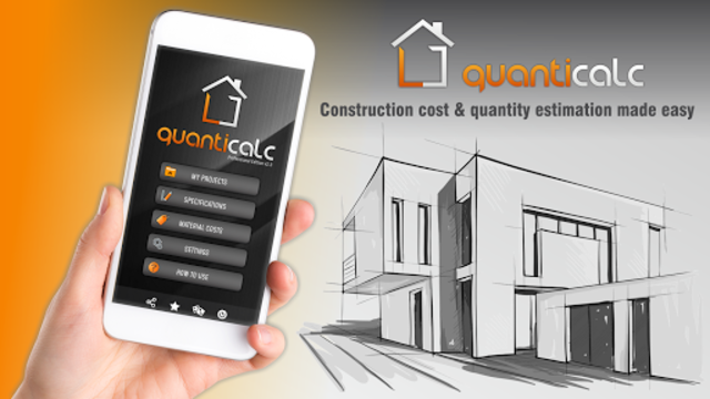 QuantiCALC – Building cost estimator screenshot 9