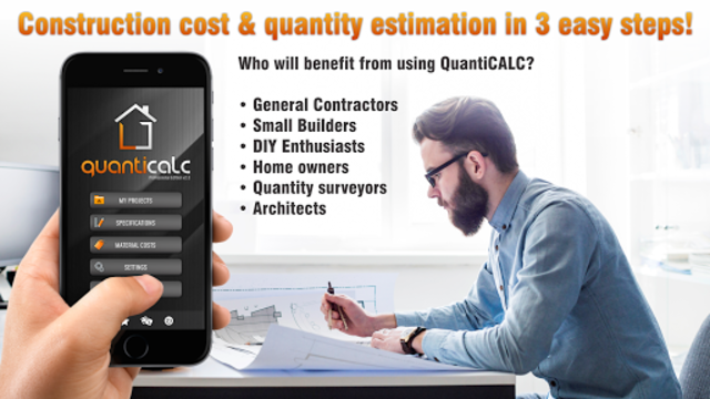 QuantiCALC – Building cost estimator screenshot 15