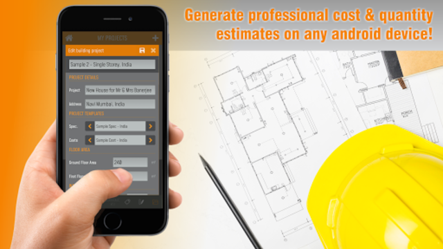 QuantiCALC – Building cost estimator screenshot 4