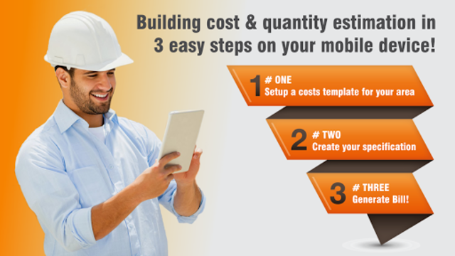 QuantiCALC – Building cost estimator screenshot 2