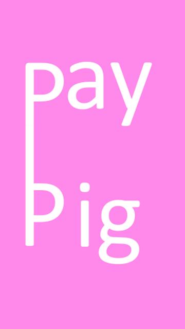PayPig screenshot 2